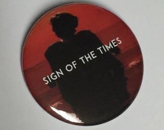 "Harry Styles-""SOTT"" 2017-2.25 INCH Pinback Button"