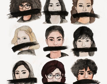 We, the Women – Print