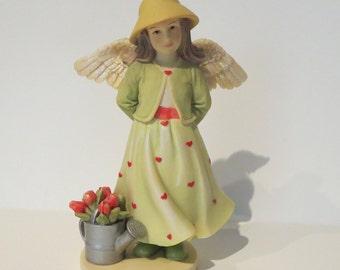 "Angel Figurine ""My Love Is True"""