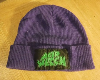 Acid Witch Patch Hat