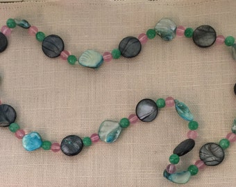 Let's Go to the Beach necklace