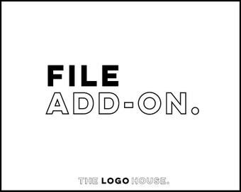 Premade Logo File Add On