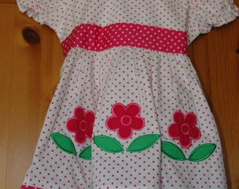 Hand Made Girl's Party dress