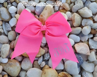 2 for 12 Personalized Hair Bow Fast Free Shipping