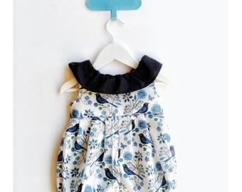 Patrones de costura - MONO NIÑOS
