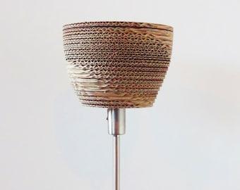 VALENTINA | Handmade Cardboard Desk Lamp