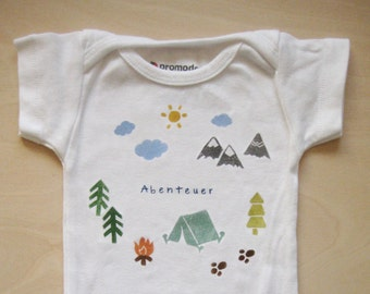 Baby body adventure 50 / 56 can be customized