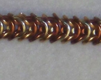 Box Chain Chainmaille Bracelet