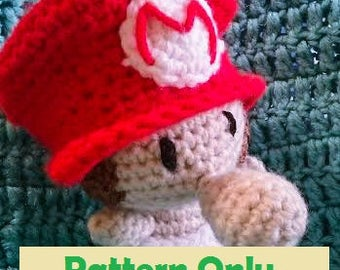 Baby Mario [Pattern Only]