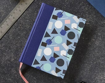 Geometric Pattern Notebook Sketchbook