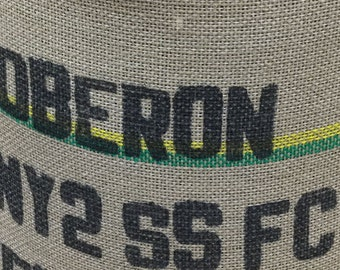 1KG, Green coffee beans Arabica Brazilian Oberon NY2 Sc18  RAW