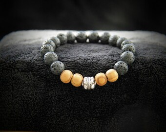 Men's Lava Bracelet