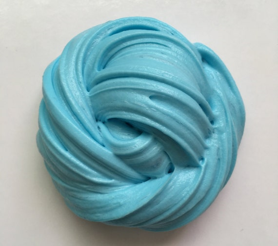 how to make blue slime
