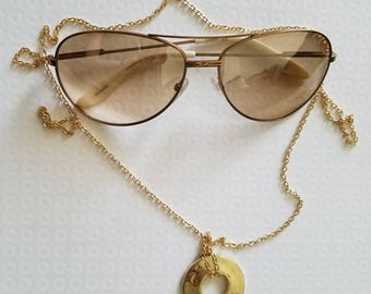 Women's Imit 12k Eyeglasses Holder - Elegant