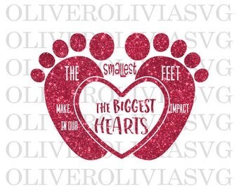 Pregnancy Svg Maternity Svg Pregancy Announcement Svg Baby Feet Svg Cutting File Silhouette Cutting File Cricut Cutting File SVG DXF PNG
