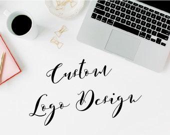 Custom Business Logo Design. Bespoke Business Logo. Brand Identity.
