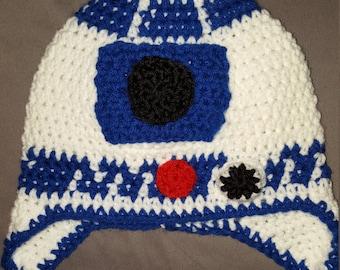 Stars Wars fans get your R2D2 hat
