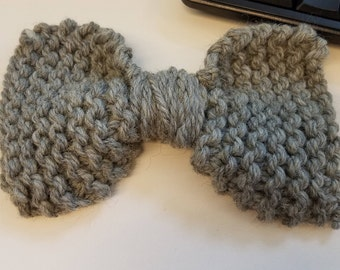 Knit Bow