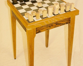 """Chess Table """"BOBBY"""""""