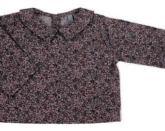 """ANTOINETTE shirt cotton baby """"florets"""""""