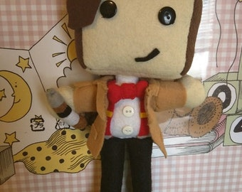 Dr.Who Plushie