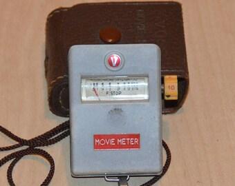 Vintage Voss Movie Meter