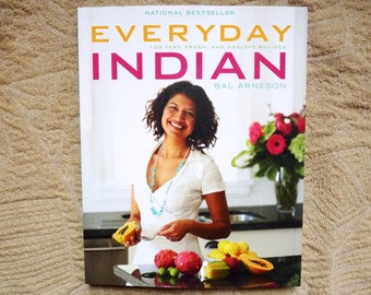 Indian Cookbook - Everyday Indian by Bal Arneson - Indian Ethnic Cookbook
