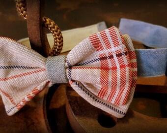 Bow tie, bow tie.