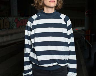 Raglan Sweater Stripes