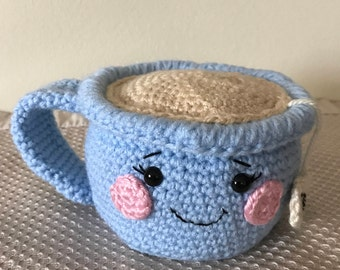 Big cozy tea cup