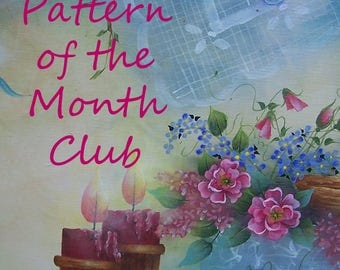 Pattern of the Month Club