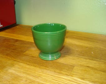 Fiestaware Forest Green Egg Cup