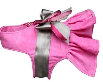 Pretty Pink cotton dress promotion