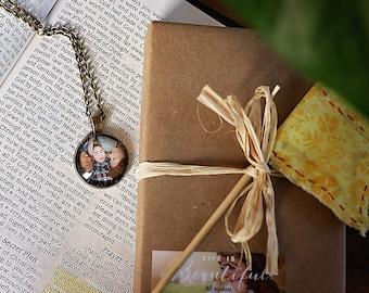 Photo Necklace Pendant