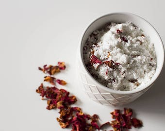 RELAX Botanical Coconut Bath Milk with Epsom Salts