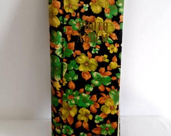 I119 - Vintage 50s Floral Japanese Photo Album