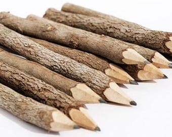 Twig Pencils (set of 5)
