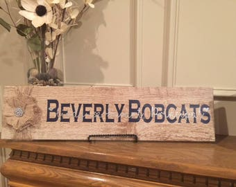Porcelain Tile sign