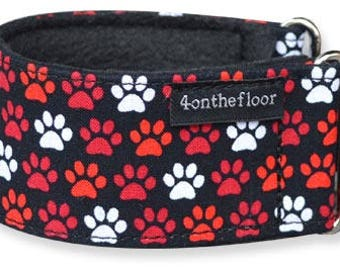 Power Puff Paws Martingale collar