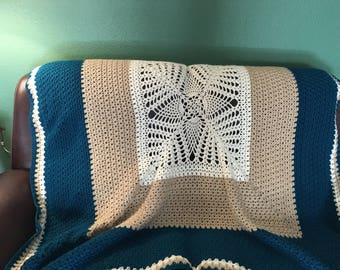 Crochet Blanket Wrap