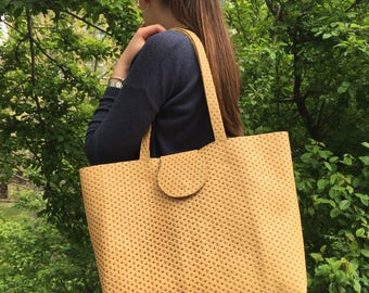 Leather Tote Bag, Tote Bag, Leather Bag