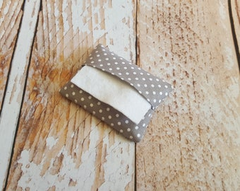 Baby Doll Wipes & Holder
