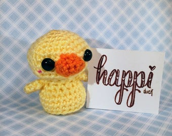 Happi the Duck