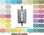 Auto Sneeze - Honeycomb - PICK YOUR COLOR - Visor Tissue Case/Cozy - Car Accessory Automobile geometric hexagon