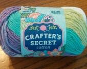 Crafter's Secret Cotton, Yarn Destash Sale