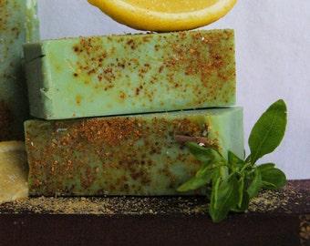 Lemon Verbena Handmade Arisan Soap