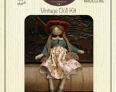 MADELEINE DOLL KIT / Vintage Style / by Verity Hope