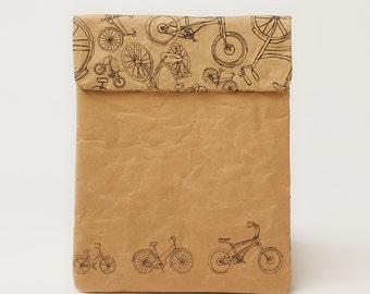 Bicycles iPad & Tablet Paper Sleeve