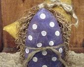 Chickie Egg EPATTERN...primitive easter spring cloth doll decoration ornament PATTERN fabric crafts sewing design Digital Download PDF..1.99