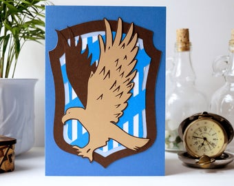 Ravenclaw Card